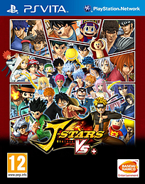 J Stars Victory VS + PS Vita