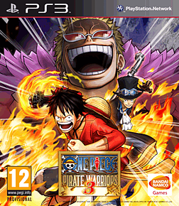 One Piece Pirate Warriors 3 PlayStation 3