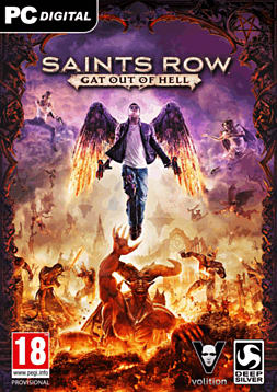 Saints Row: Gat Out of Hell PC Games