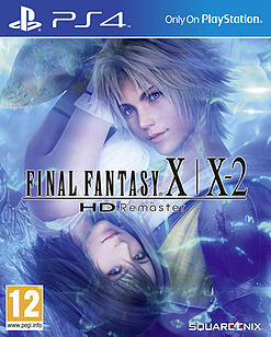 Final Fantasy X & X2 HD Remaster PlayStation 4