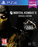Mortal Kombat X: Goro Edition - Only at GAME PlayStation 4