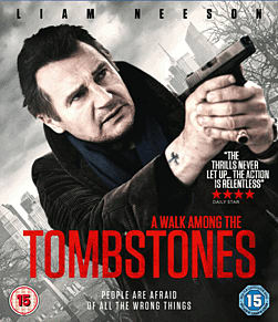 A Walk Among the Tombstones (Blu-Ray) Blu-Ray