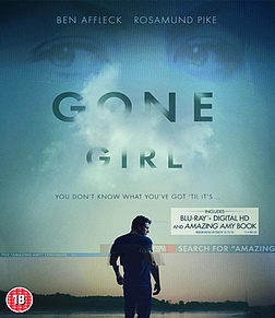 Gone Girl (Blu-Ray) Blu-Ray