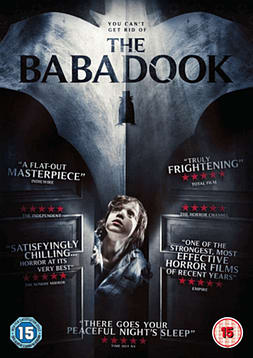 DVD BABADOOK DVD