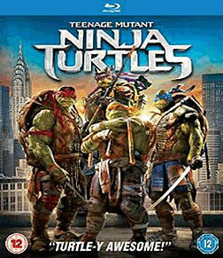 Teenage Mutant Ninja Turtles (Blu-Ray) Blu-Ray