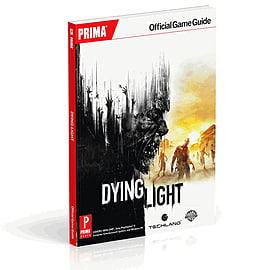 Dying Light Strategy Guide Strategy Guides and Books
