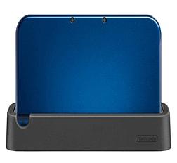 New Nintendo 3DS XL Charging Cradle - Black Accessories