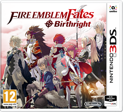 Fire Emblem: Fates 3DS
