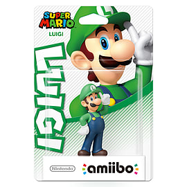 Luigi - amiibo - Classics Collection Toys and Gadgets