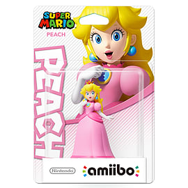 Princess Peach - amiibo - Classics Collection Toys and Gadgets Cover Art