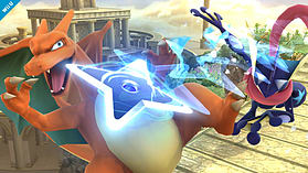 Charizard - amiibo - Super Smash Bros Collection screen shot 1