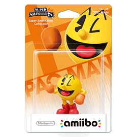 PAC-MAN - amiibo - Super Smash Bros Collection Toys and Gadgets