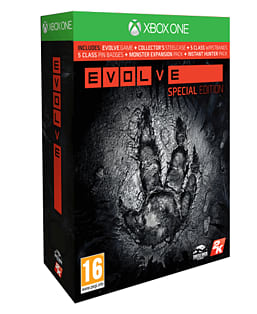 Evolve Special Edition Xbox One