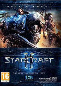 Starcraft II Battlechest PC-Games