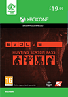 Evolve Hunting Season Pass Xbox Live