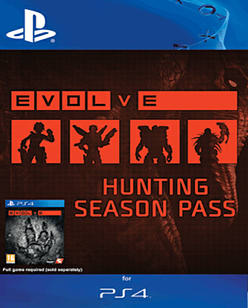 Evolve Hunting Season Pass PlayStation Network