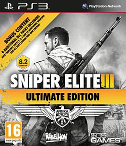 PS3 SNIPER ELITE V3 ULTI EDI PlayStation 3