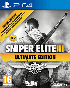 Sniper Elite III Ultimate Edition PlayStation 4