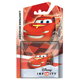 Lightning McQueen - Disney INFINITY 2.0 Character Toys and Gadgets