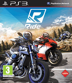 RIDE PlayStation 3