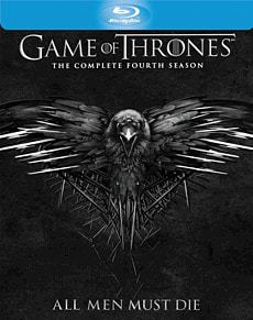 Game Of Thrones Complete Season 4 Blu-Ray