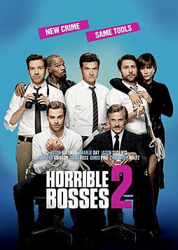 Horrible Bosses 2 DVD