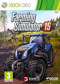 Farming Simulator 15 Xbox 360