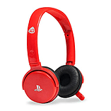 CP- 01 Stereo Gaming headset for PlayStation 3 - Red screen shot 1