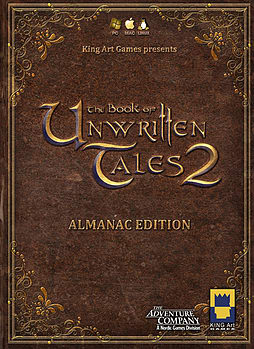 The Book of Unwritten Tales 2: Almanac Edition PC Games