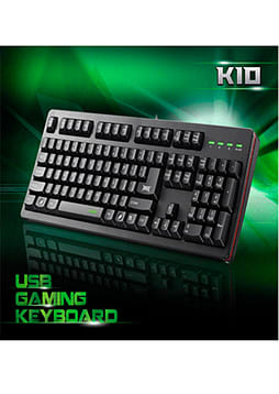 K10 i-rocks Gaming Keyboard Accessories