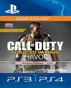 Call of Duty: Advanced Warfare - Havoc DLC PlayStation Network