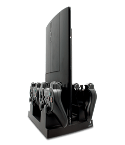 PS3 Officially Licensed Vertical Charging Stand PS3