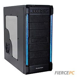 Fierce Thoth Dual-Core Gaming PC (A6-6400K 3.9GHz CPU 8470D Graphics 8GB RAM 1TB Windows 8.1) PC