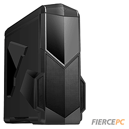 Fierce Savage Quad-Core Gaming PC (A8-6600K 3.9GHz CPU 8570D Graphics 8GB RAM 1TB) PC