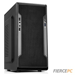 Fierce Shotgun Quad-Core Gaming PC (Athlon X4 860K 3.7GHz CPU GTX 750 2GB Graphics 4GB RAM 1TB) PC