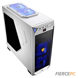 Fierce Wraith Dual-Core Gaming PC (A4-6300 3.7GHz CPU 8370D Graphics 8GB RAM 1TB) PC