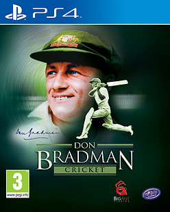 Don Bradman Cricket 15 PlayStation 4