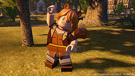 LEGO Marvel Avengers screen shot 5