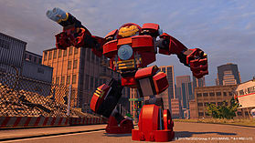LEGO Marvel Avengers Silver Centurion Edition screen shot 3
