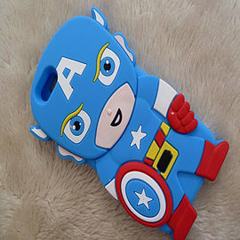 CAPTAIN AMERICA SILICONE CASE FOR IPHONE 6 4.7 Mobile phones