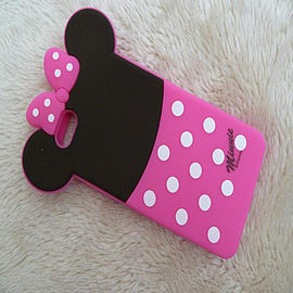 MINNIE MOUSE BACK SILICONE CASE FOR IPHONE 6 PLUS 5.5 Mobile phones