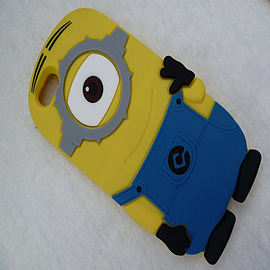 MINION ONE EYE SILICONE CASE FOR IPHONE 6 Mobile phones