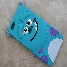 DISNEY SULLEY FACE SILICONE CASE FOR IPHONE 6 PLUS Mobile phones