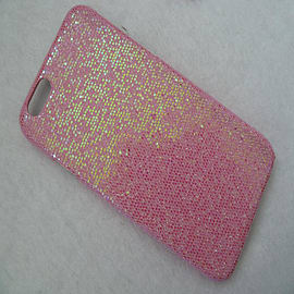 LIGHT PINK GLITTER HARD CASE TO FIT IPHONE 6 Mobile phones