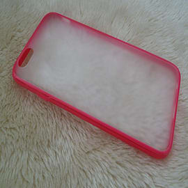 HOT PINK TPU & PC CASE TO FIT IPHONE 6 Mobile phones