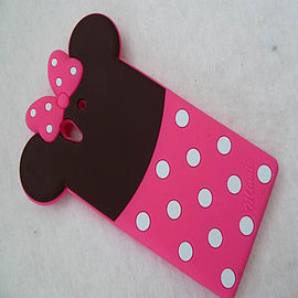DISNEY BACK MINNIE MOUSE SILICONE CASE TO FIT SONY XPERIA Z Mobile phones