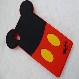DISNEY BACK MICKEY MOUSE SILICONE CASE TO FIT SONY XPERIA Z1 Mobile phones