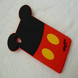 DISNEY BACK MICKEY MOUSE SILICONE CASE TO FIT SONY XPERIA Z2 Mobile phones