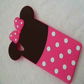 DISNEY BACK MINNIE MOUSE SILICONE CASE TO FIT SONY XPERIA Z2 Mobile phones