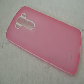 LIGHT PINK TPU CASE TO FIT LG G3 Mobile phones